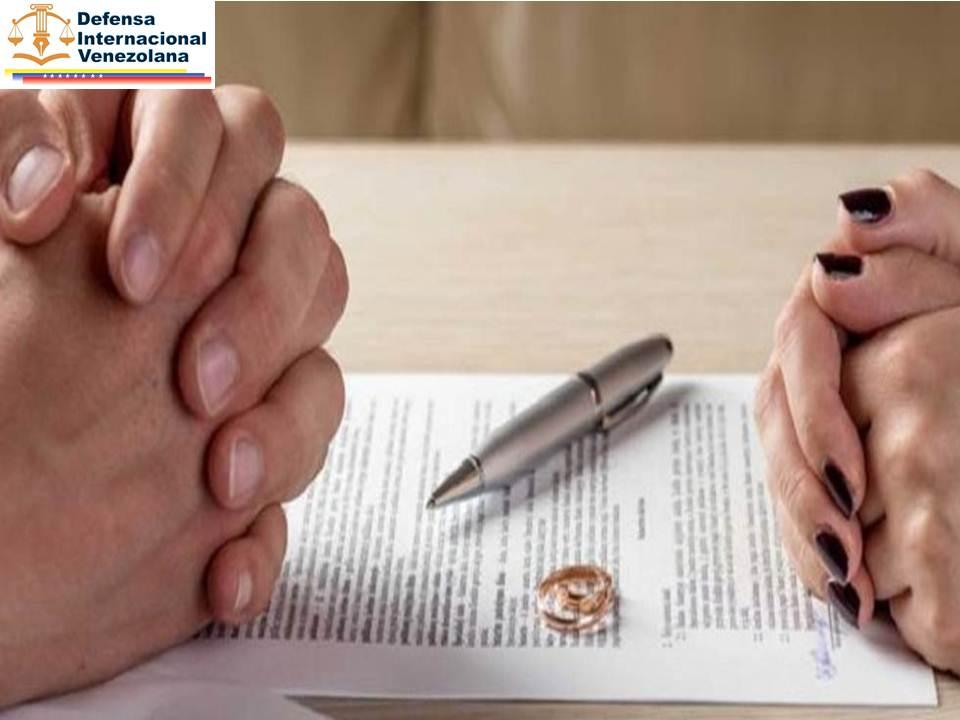 divorcio desde el exterior 2021