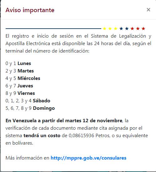 ¿Cómo apostillar documentos en Venezuela 2021?