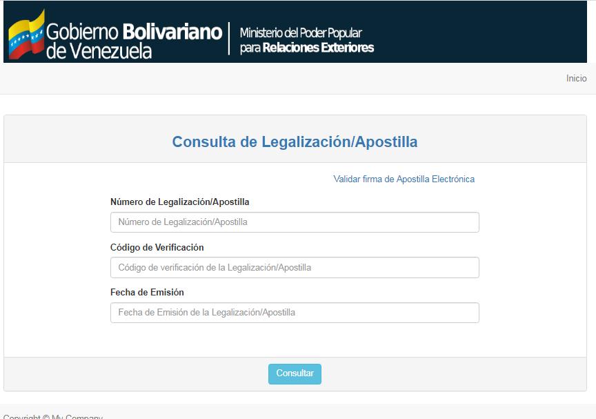¿Cómo saber si una apostilla es auténtica Venezuela 2021?